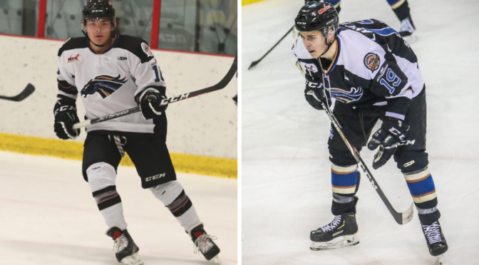 Stamps' duo commits to NCAA Division III