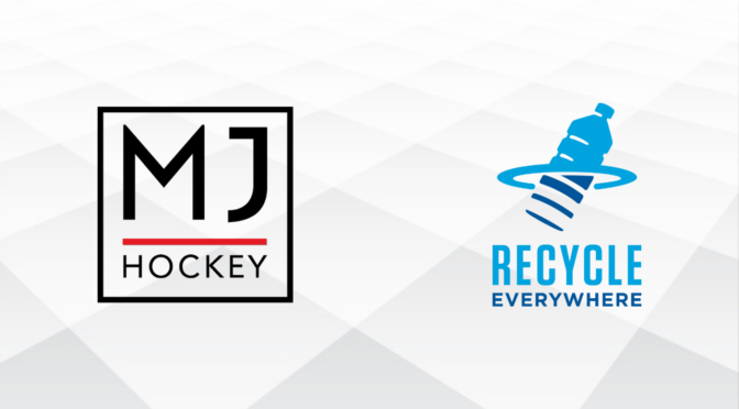 MJHL announces continued partnership with Recycle Everywhere